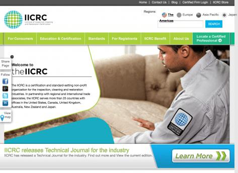 IICRC SEO411 Portfolio SEO411 IICRC