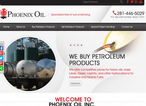 Phoenix Oil SEO411 Portfolio SEO411 Phoenix Oil