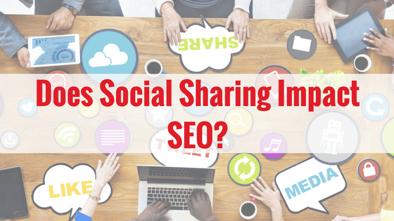 Does Social Sharing Impact SEO SEO411 Does Social Sharing Impact SEO?