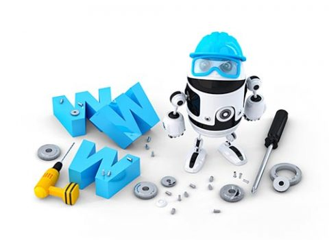 sm robot with www sign website building or repair concept fkb6FFC SEO411 SEO411 Class Schedule July 2020