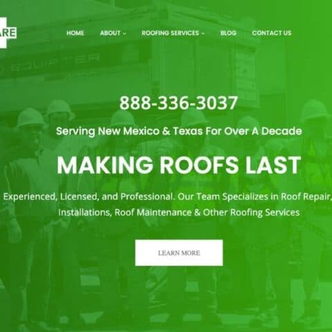 roofcare SEO411 RoofCare