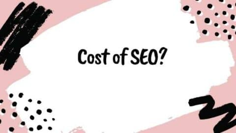 costofSEO SEO411 What is the Cost of SEO Sevices in Houston?