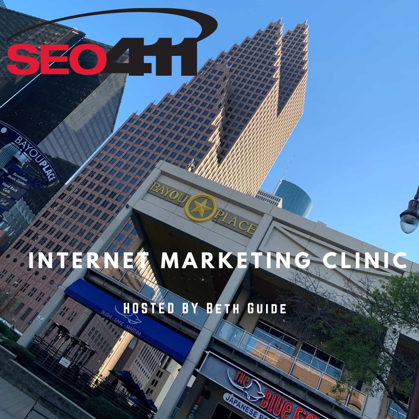SEO411's Internet Marketing Clinic